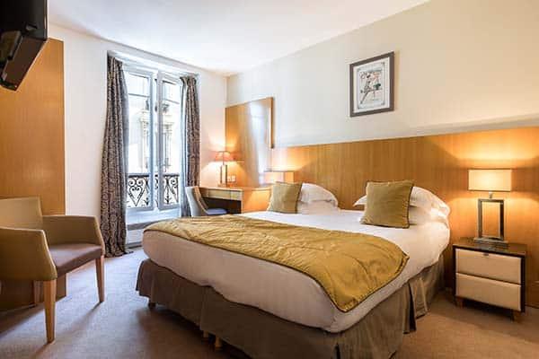 Hotel Boronali - Chambre Double